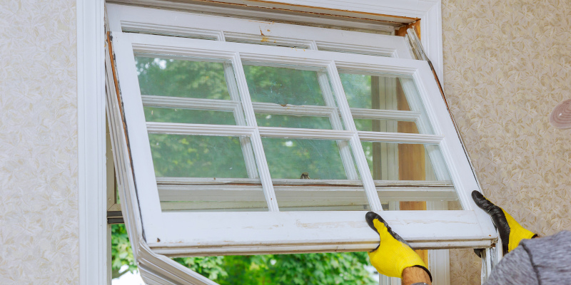 Replacement Windows in Winston-Salem, North Carolina